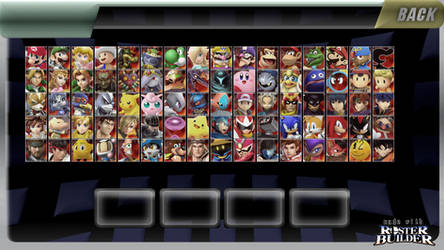 ROSTER BUILDER - Mix and Match Sample 7