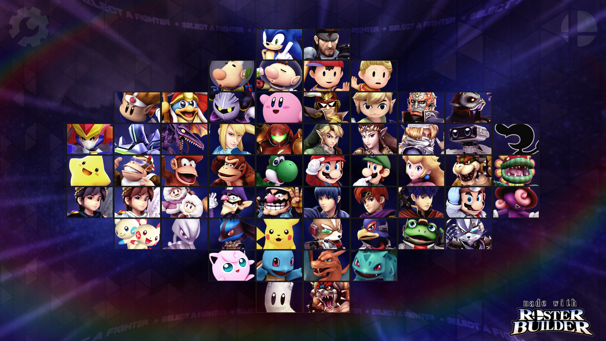 roster builder mix and match sample 8 by connorrentz on deviantart