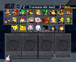 Super Smash Bros. Melee - Fixed Character Select