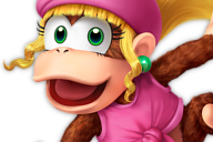 Dixie Kong by ConnorRentz