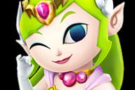 Toon Zelda - Hyrule Warriors by ConnorRentz