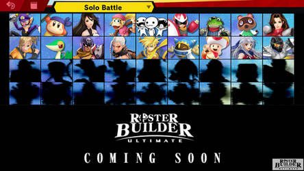 ROSTER BUILDER ULTIMATE Preview - 2/4 by ConnorRentz