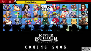 ROSTER BUILDER ULTIMATE Preview - 3/4 by ConnorRentz