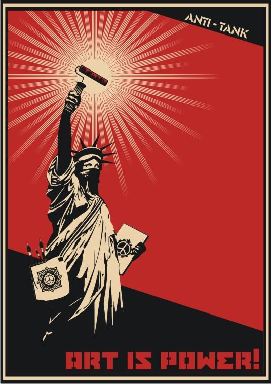Liberty by racuntikus