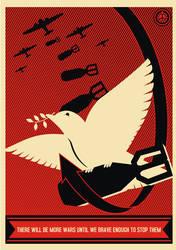 Pigeon bomb