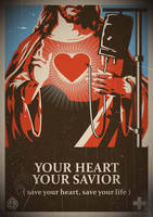 your savior by racuntikus