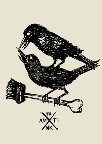 Raven by racuntikus