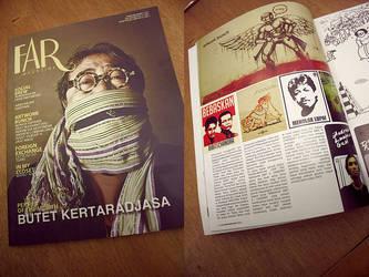 FAR Magazine Interview