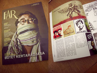 FAR Magazine Interview by racuntikus