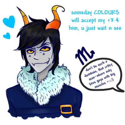 Miska: Ignore Vriska and Daydream by smackweenies