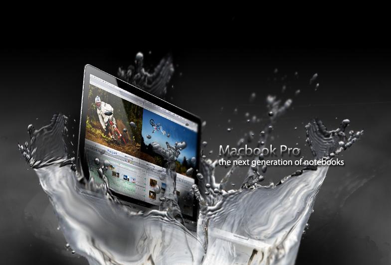 A Splash of Technology by ScentOfBlood