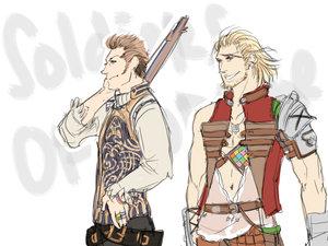 FFXII - Soldiers by Final-Fantasy-XII