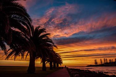 Kiama Harbour Sunrise