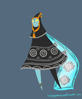 Journey Midna by anonymouswind