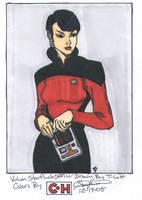 TCatt-Hanssen-Vulcan Starfleet by ChrisLoganHanssen
