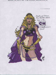JonBoy-Hanssen-Amethyst by ChrisLoganHanssen