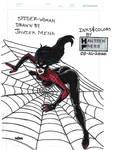 Javier Mena-Hanssen-Spider-Woman