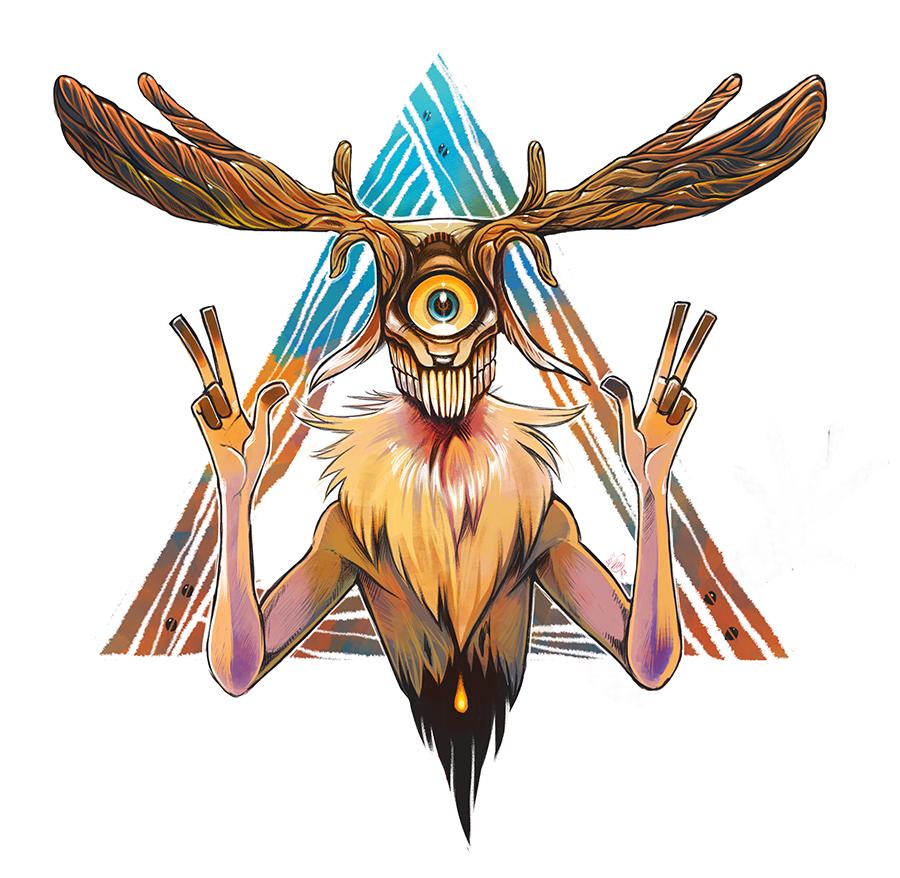 Elken by Owlys