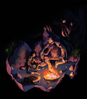 Escart: Camping