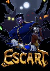 Escart: Cover #1 by OwlyGem