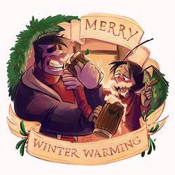 Merry Winter Warming by OwlyGem