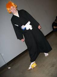 AWA 2010 Ichigo Cosplay