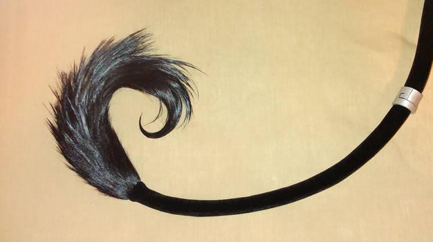 Rin Okumura cosplay tail