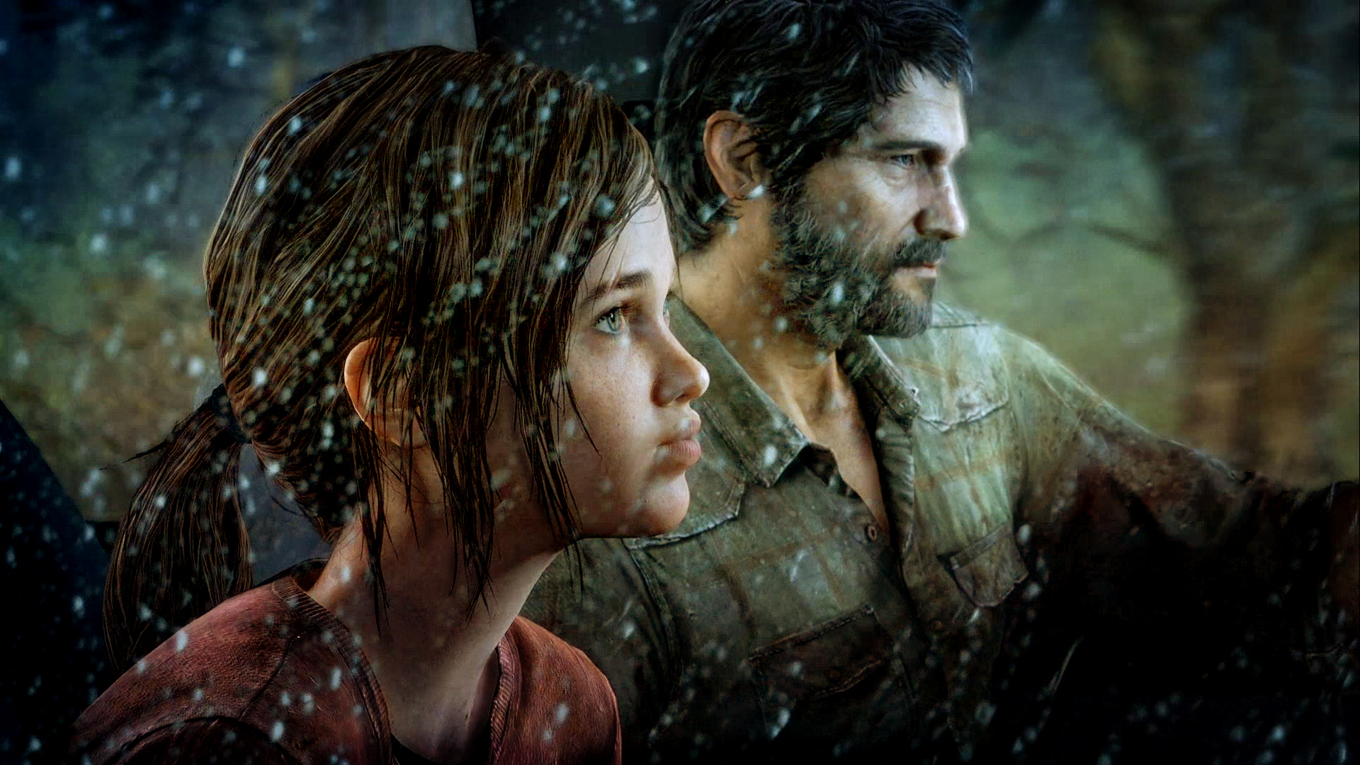 The Last Of Us Joel And Ellie By Sekizbin On Deviantart