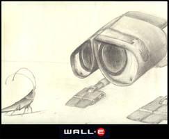 Wall-e by Ahalp