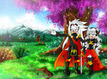 Adventure Awaits by Natsumi-Nyan