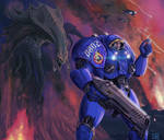 Starcraft - Zerg Ambush