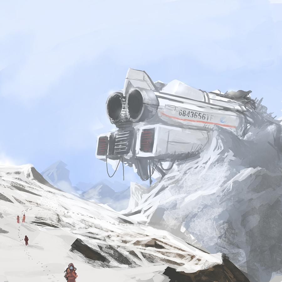 crash by thomaswievegg