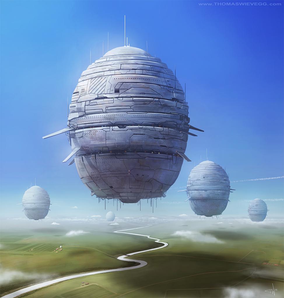 Invasion by thomaswievegg