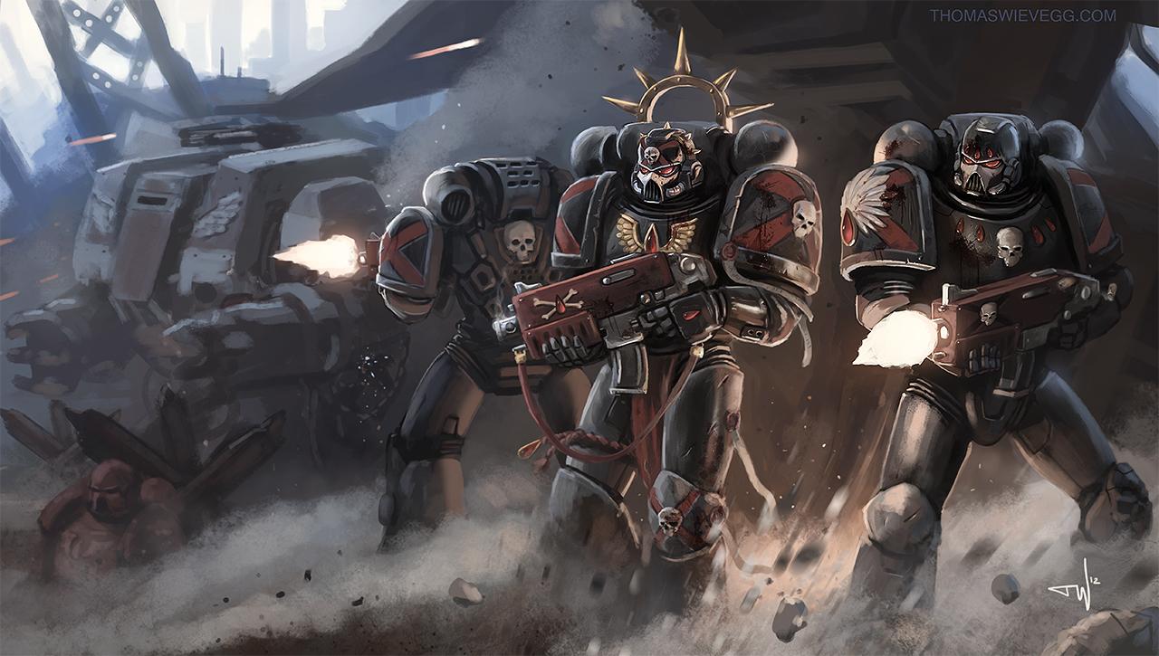 Warhammer 40K: Death Company