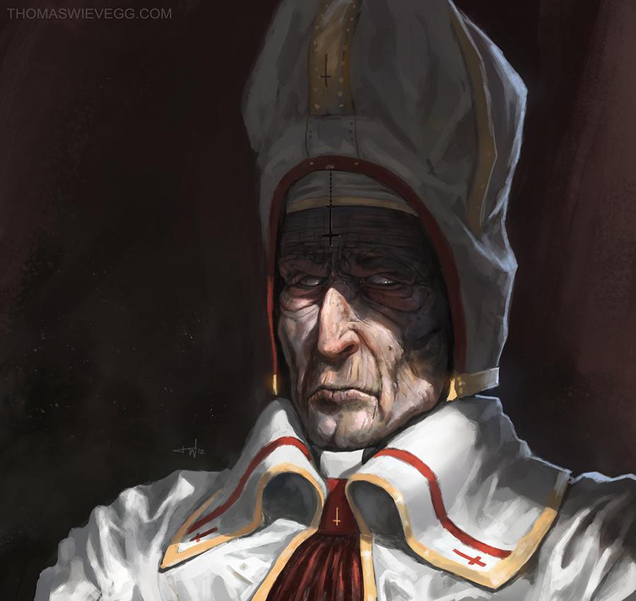 Bishop by thomaswievegg