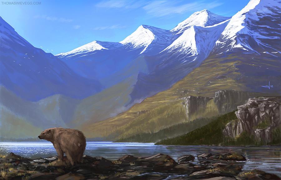 Nature by thomaswievegg