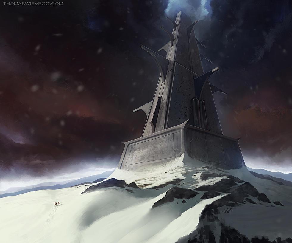 Discovery by thomaswievegg