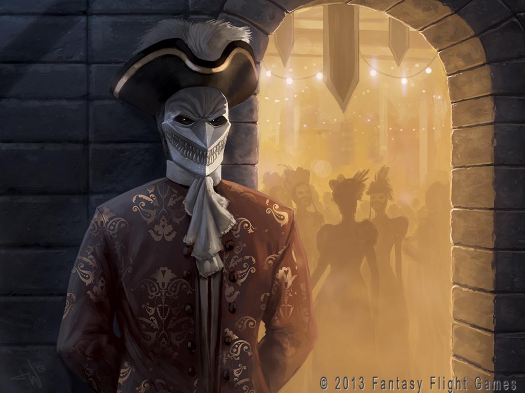 FFG: Carnevale Sentinel by thomaswievegg