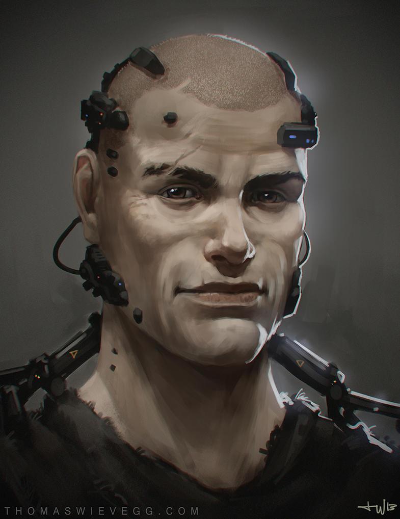 Exoskeleton by thomaswievegg