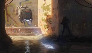 Drone patrol