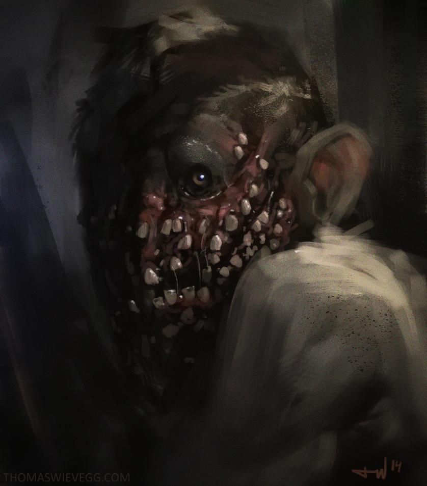 a Thousand Teeth by thomaswievegg