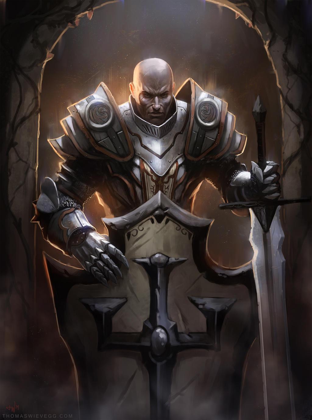 diablo 3 ndash crusader-#44