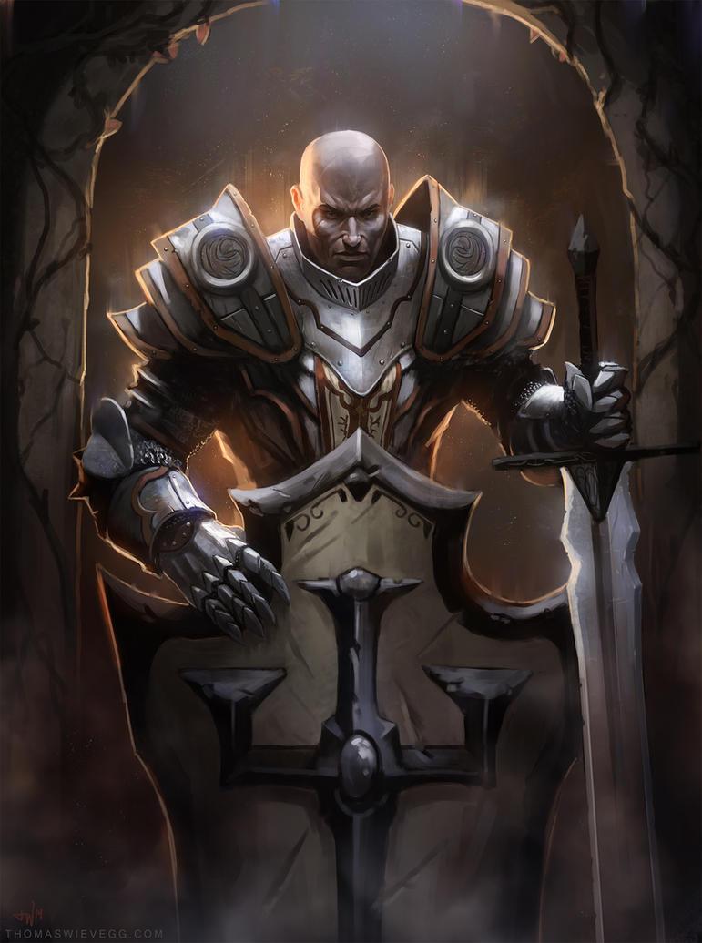 Crusader by thomaswievegg