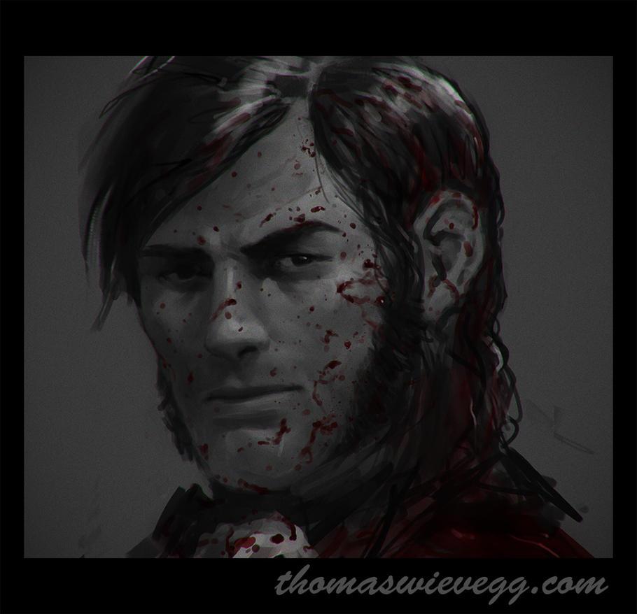 you found yourself a hunter... by thomaswievegg