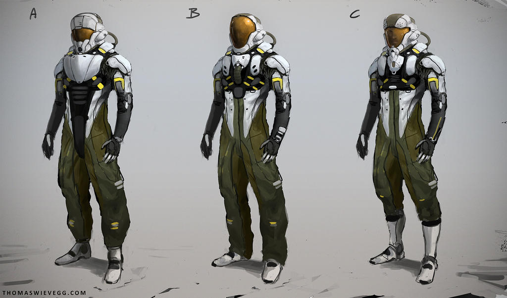 Suit Concepts By Thomaswievegg On Deviantart
