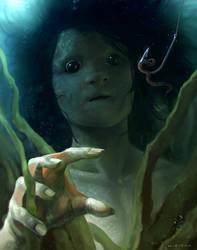Mermaid (Revision) by thomaswievegg