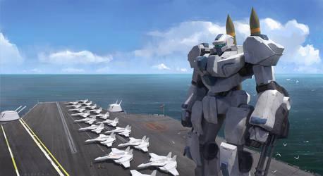 Carrier Mech