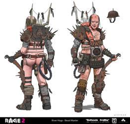 Rage 2 - River Hogs (Beast Master)