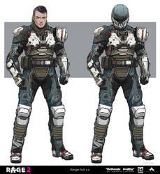 RAGE2 - Ranger Suit