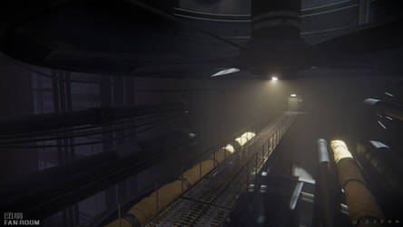 AXIOMA - Fan Room Sequence